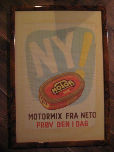 Motormix fra NETO