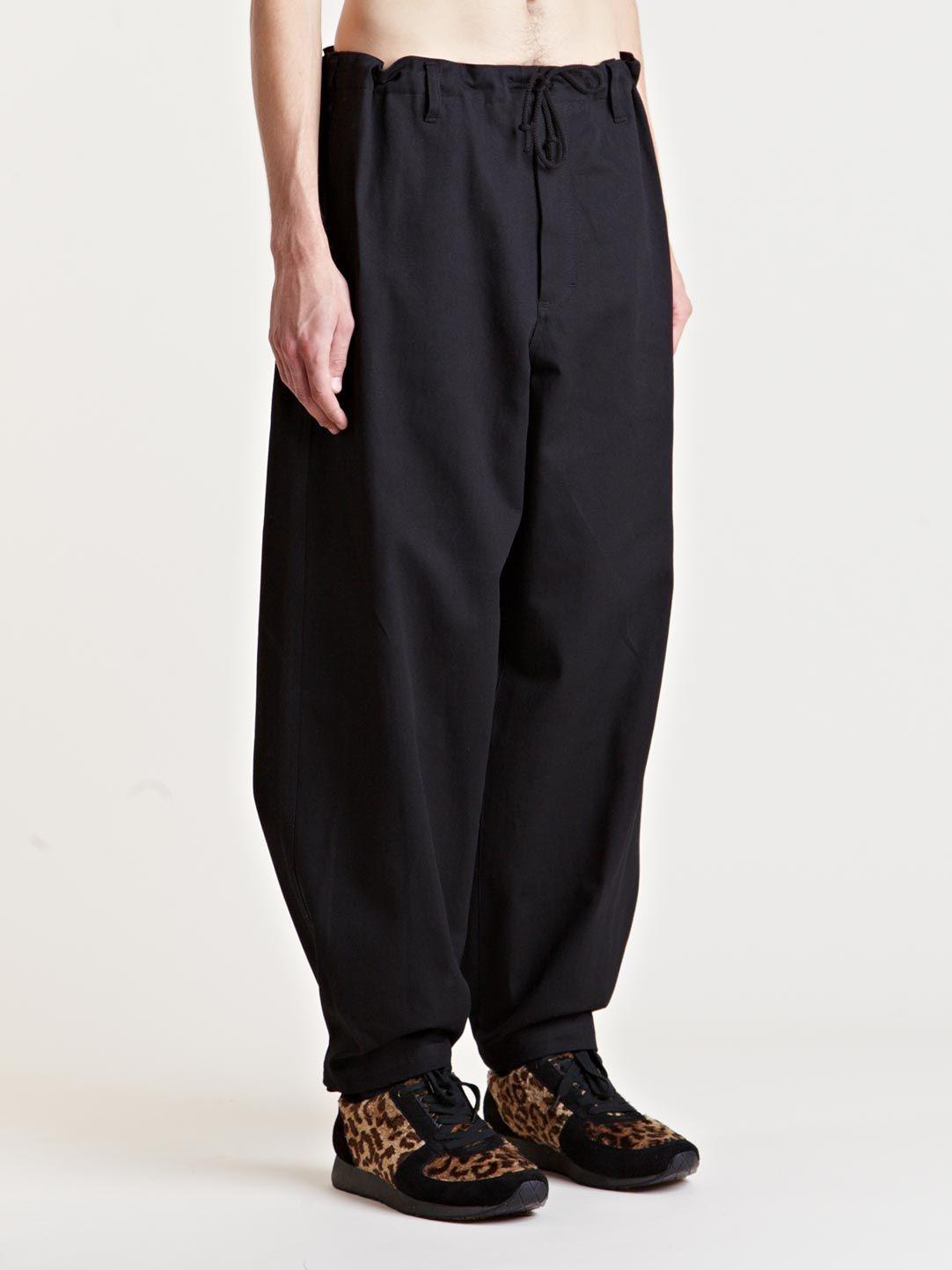 e294aa0fb5e Yohji Yamamoto Men s Wide Leg Pants