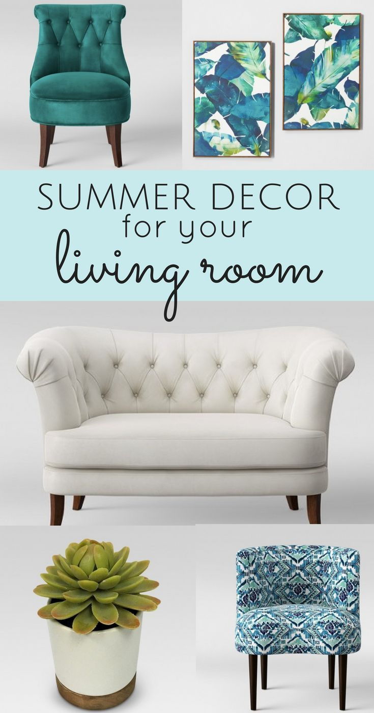 Summer Living Room Decor   POST YOUR BLOG! Bloggers promote here ...