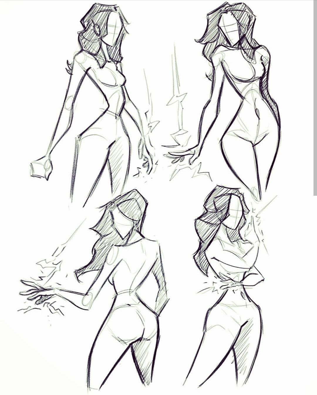 Pin By Carrie White On D D Art Reference Poses Drawing Reference Poses Figure Drawing
