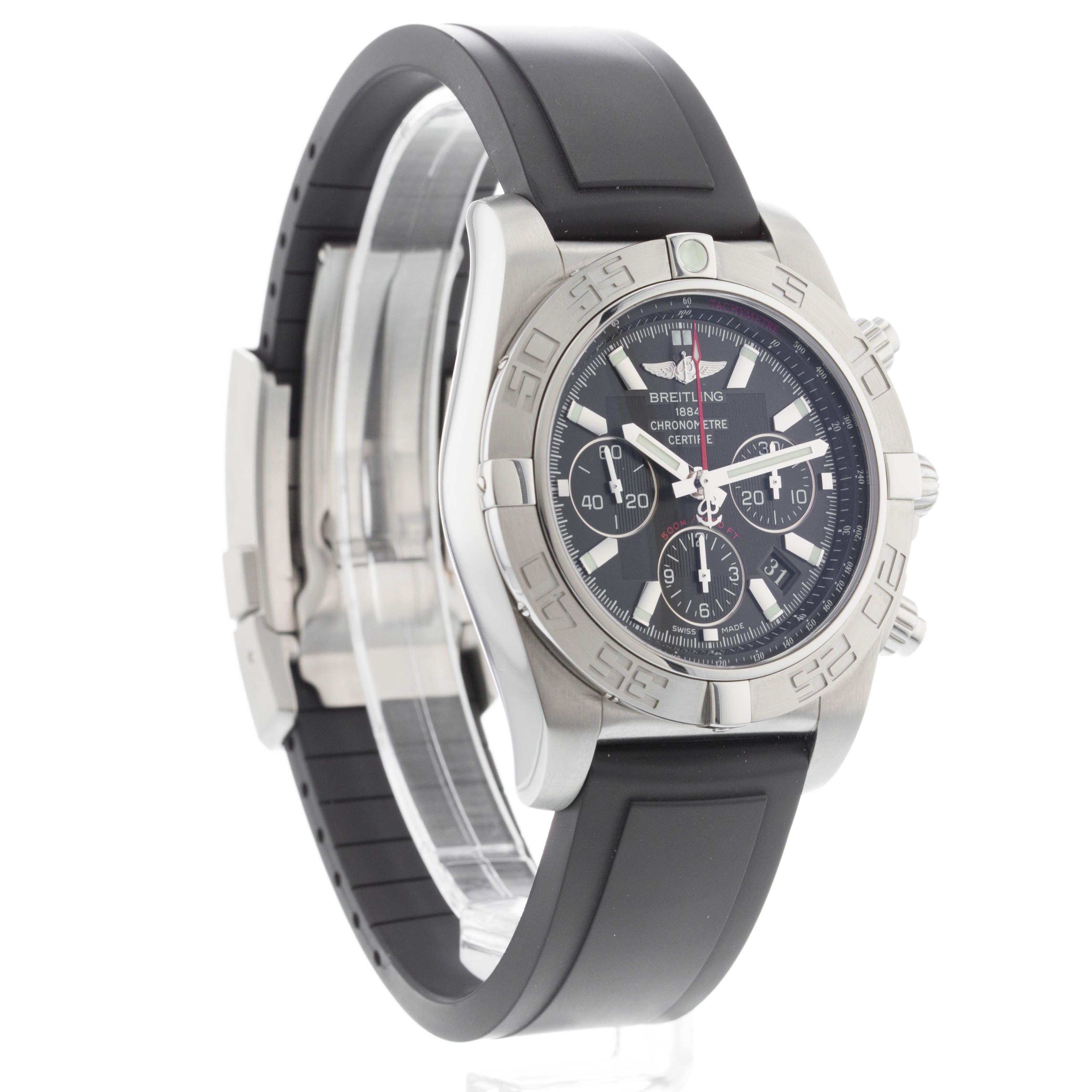 Used Breitling Watches >> Chronomat C C Breitling Watches Breitling Chronomat Breitling