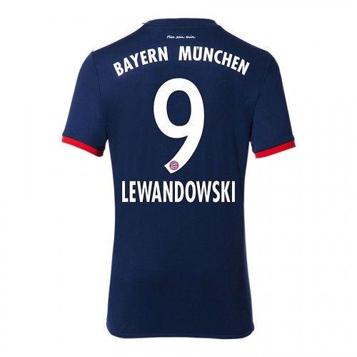 Auswärtstrikot Bayern 17/18