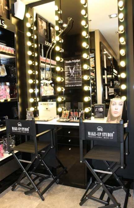 36 Ideas for makeup room ideas make up stations bathroom images