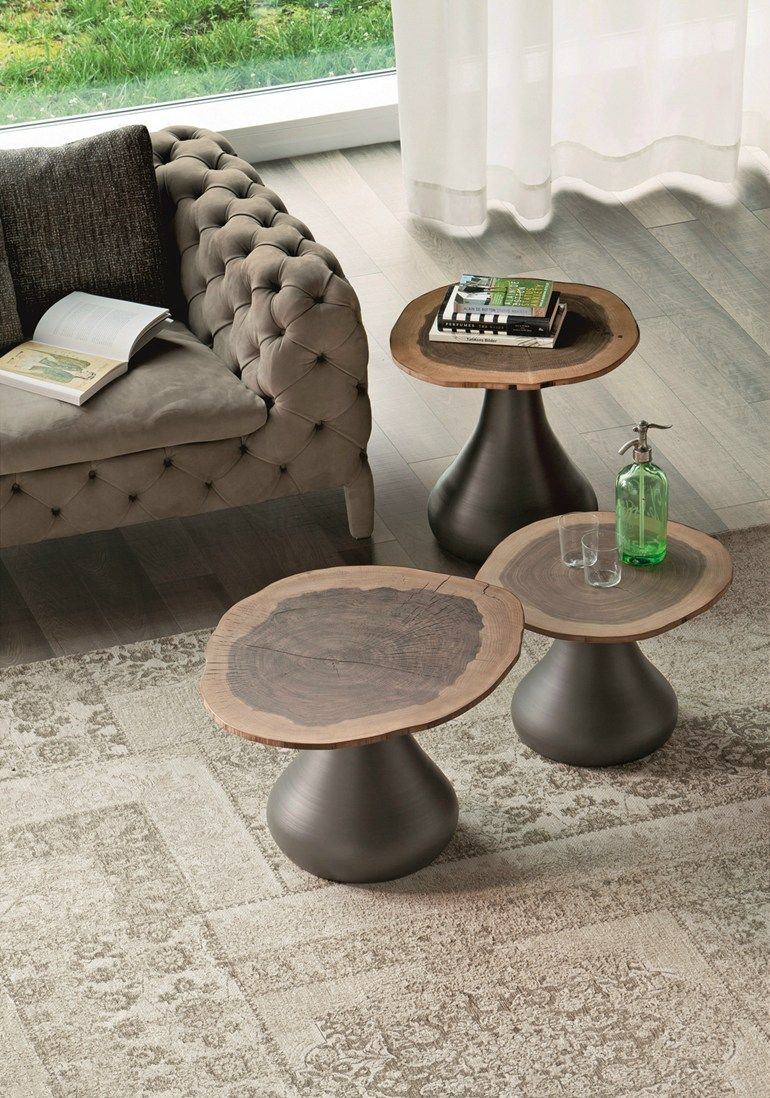 Table Basse Ronde En Mdf Rio Cattelan Italia Table Basse Ronde En Mdf Coffee Table Furniture Side Tables Occasional Table Living Room