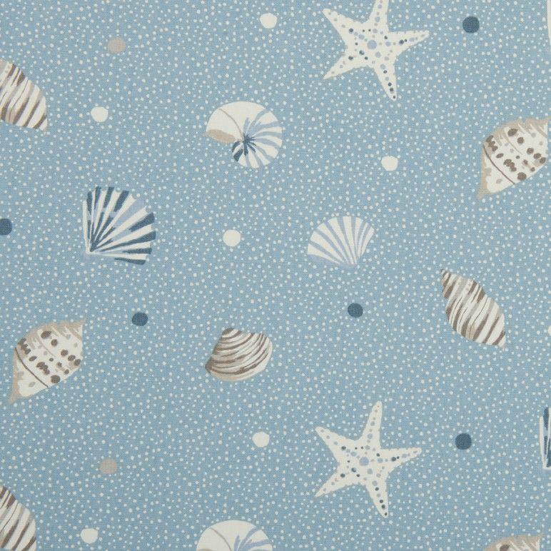 Clarke & Clarke Seashells-Marine F0405-1 Decor Fabric