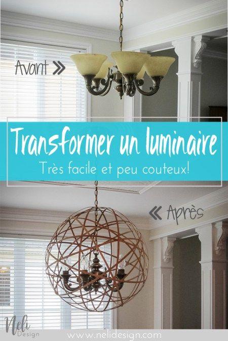 Comment transformer un luminaire suspendu pour la salle à dîner