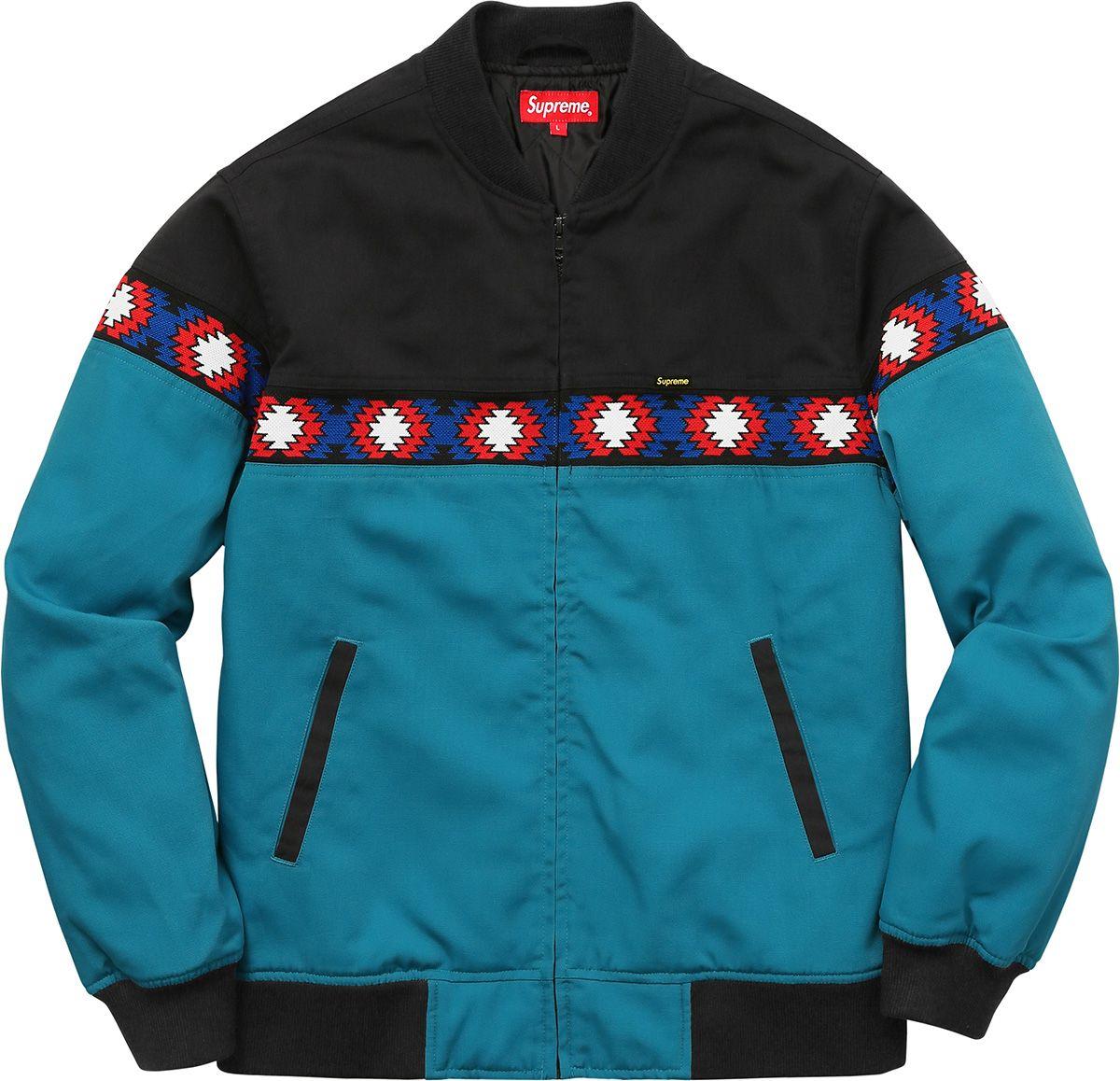 Supreme Trail Jacket  4f386d544