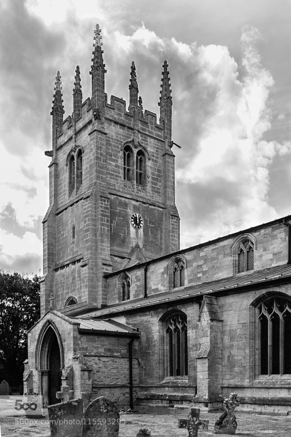 All Saints' Church Beckingham by shadowimagephot. Please Like http://fb.me/go4photos and Follow @go4fotos Thank You. :-)