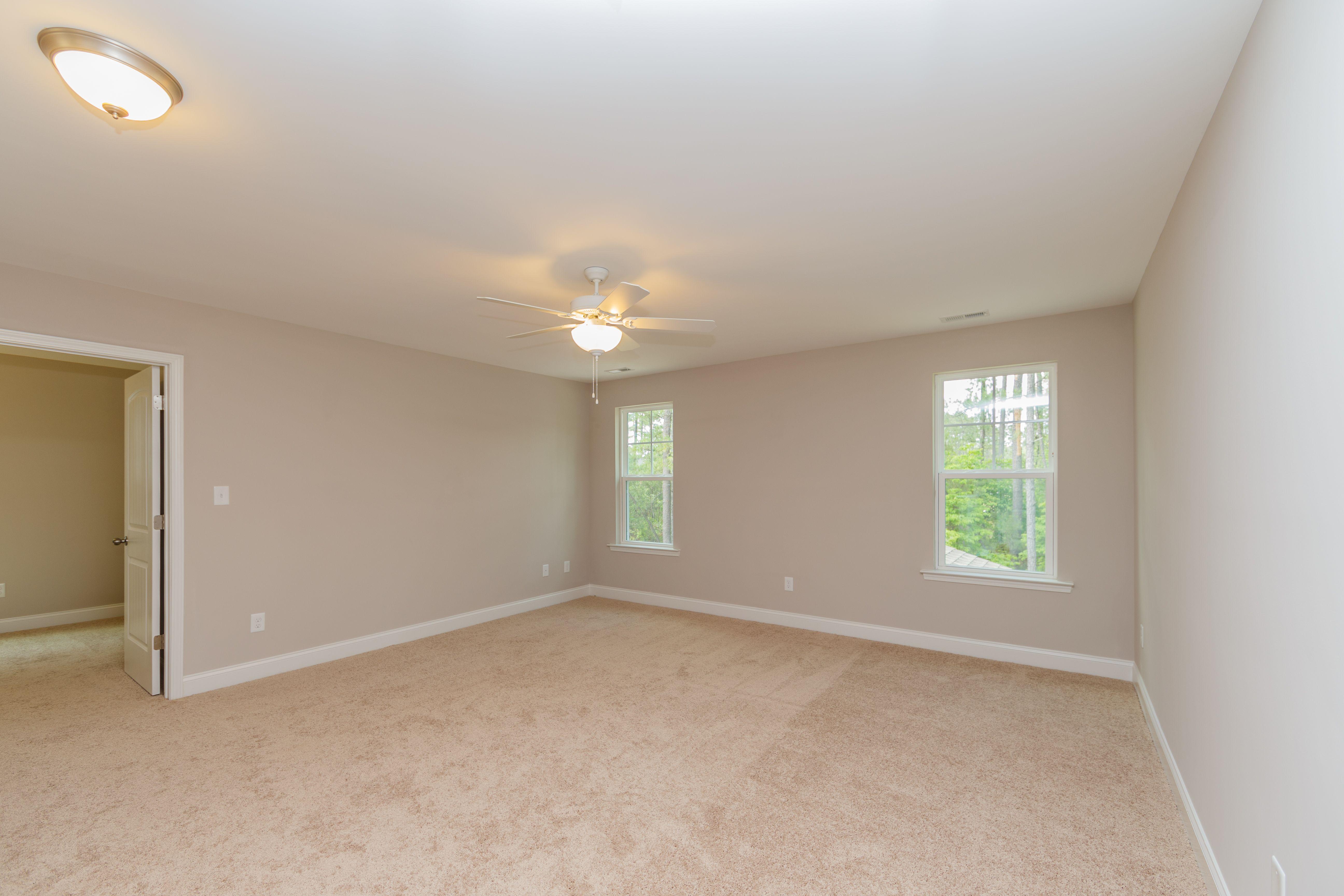 The Biltmore bedroom.