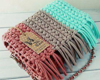 Photo of Crochet bucket purse | Mini bolsa de cubo 2019 | Crochet crossbody cubo bag