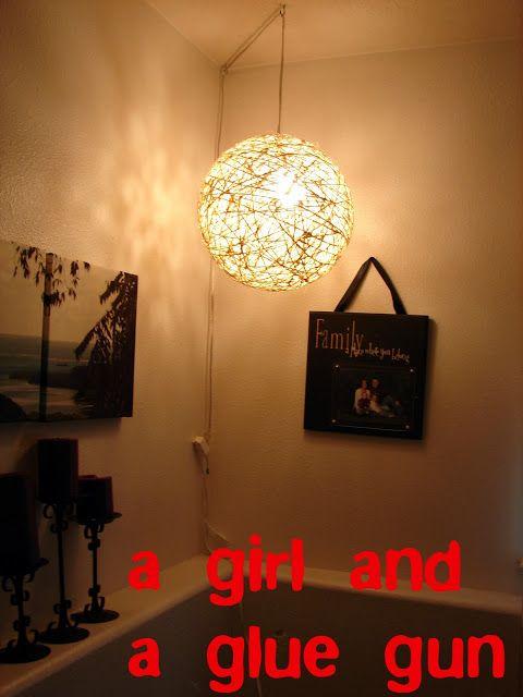kaarl's' twine ball thing... - A girl and a glue gun
