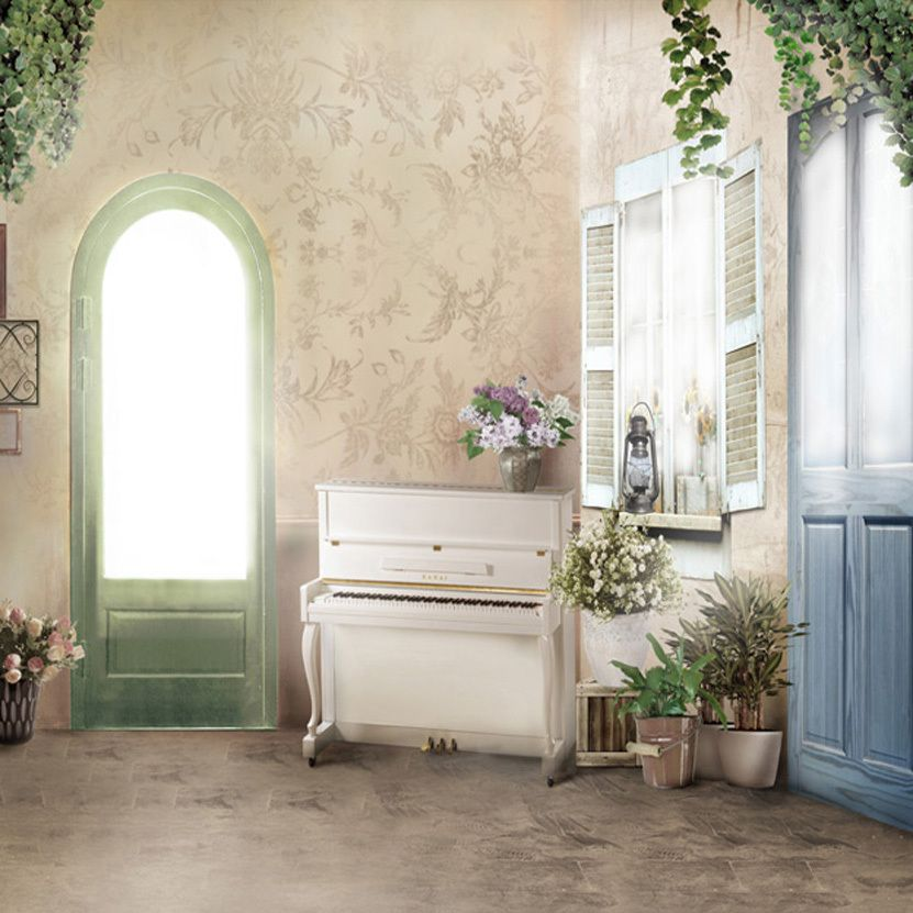 Backdrop Background Indoor Home Tree Window For 1 4 17