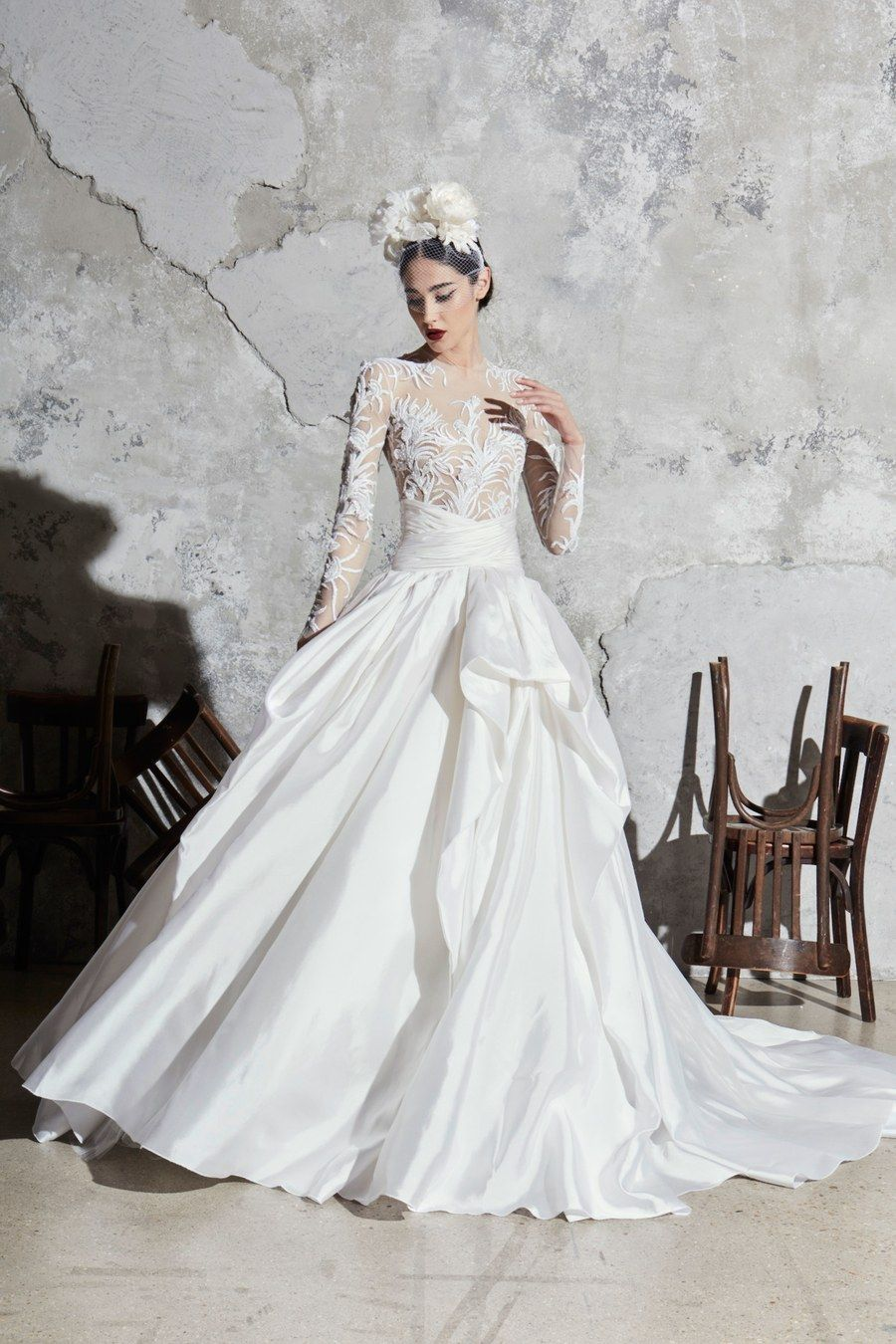Zuhair Murad Bridal Spring 2020 collection, runway looks, beauty, models, and re... -  Zuhair Murad