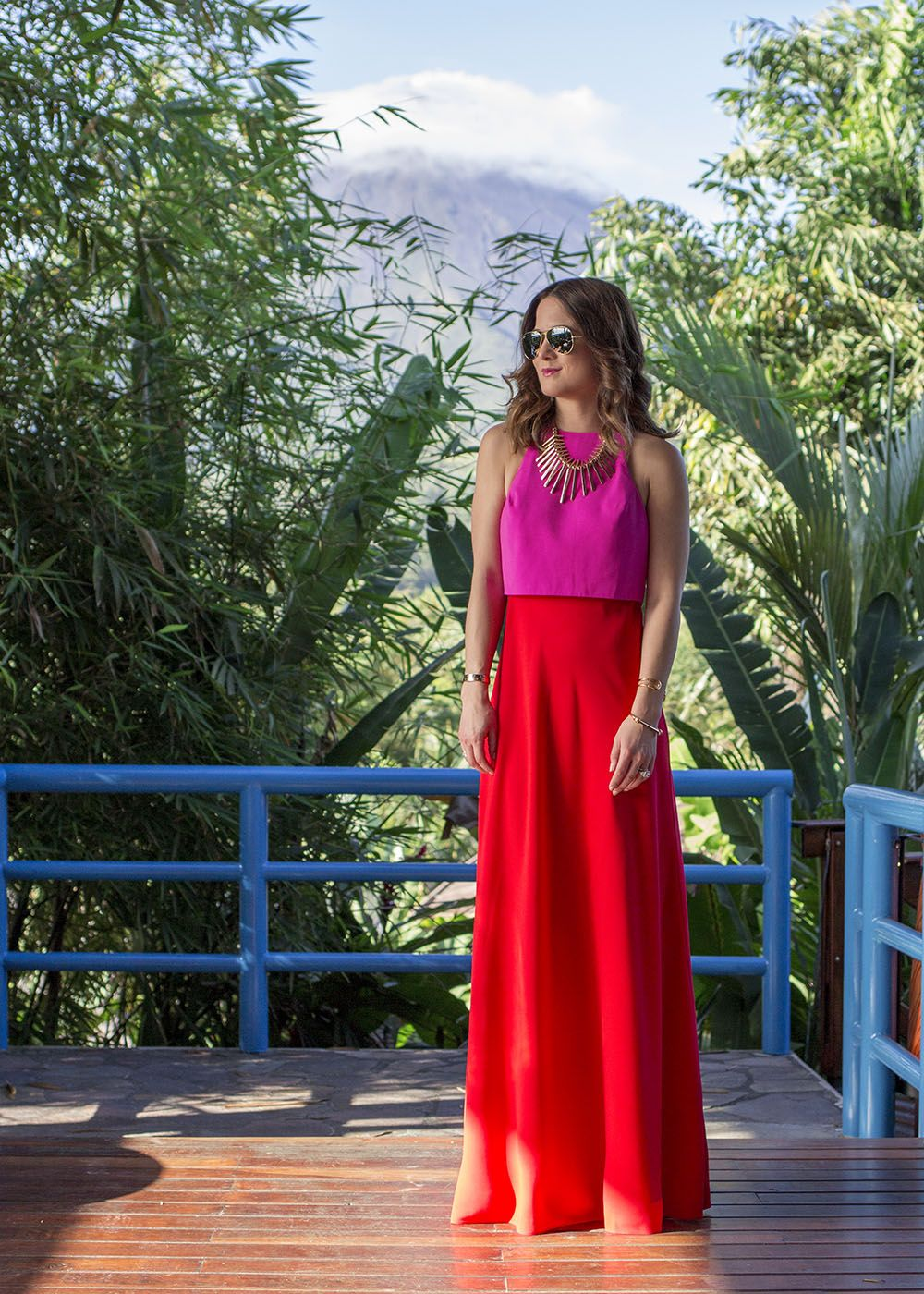 04.03.2015 // arenal nayara costa rica   pink dresses, chicago