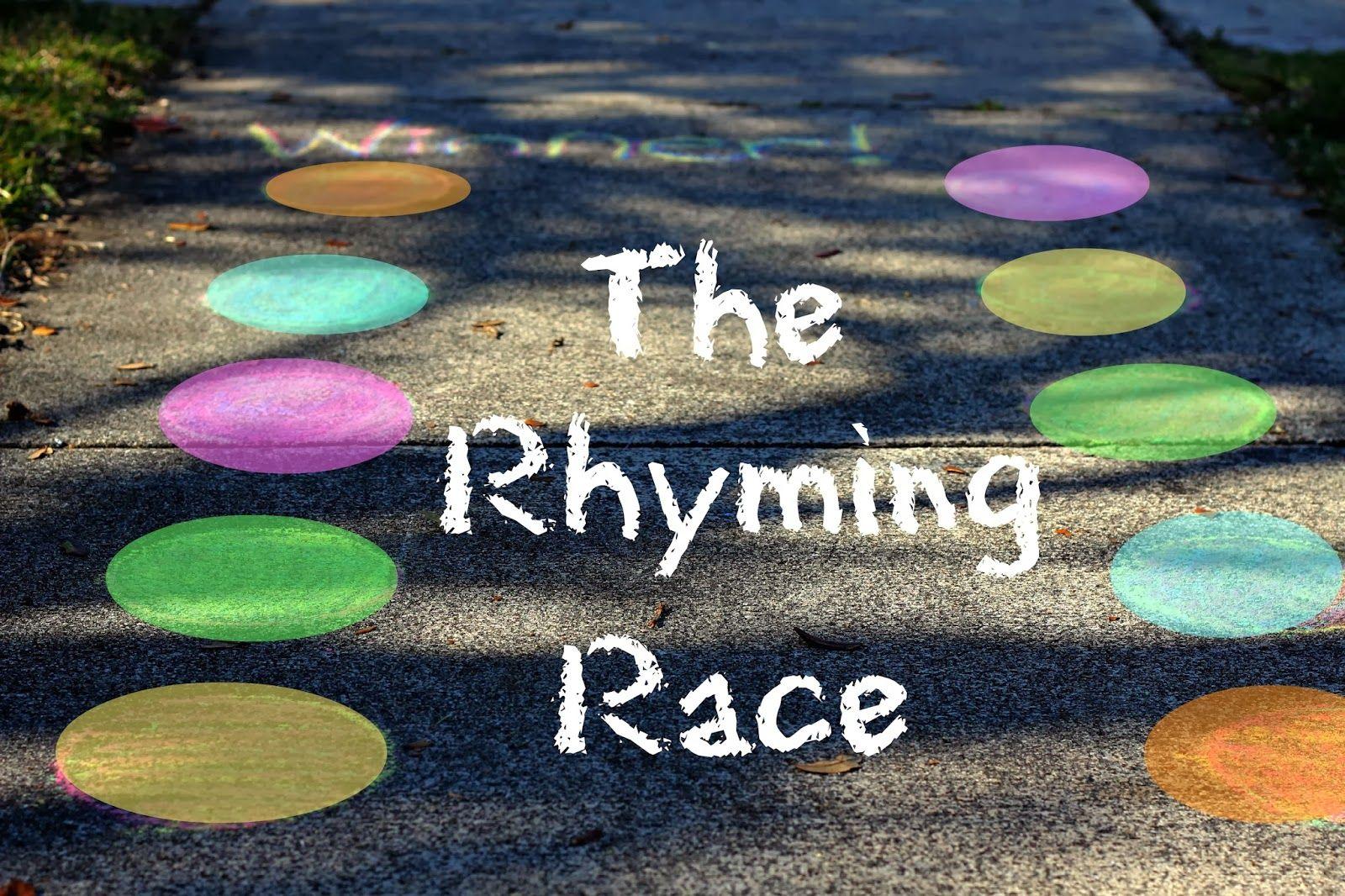The Rhyming Race