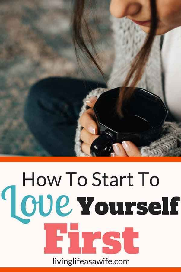 How to love yourself first in a relationship