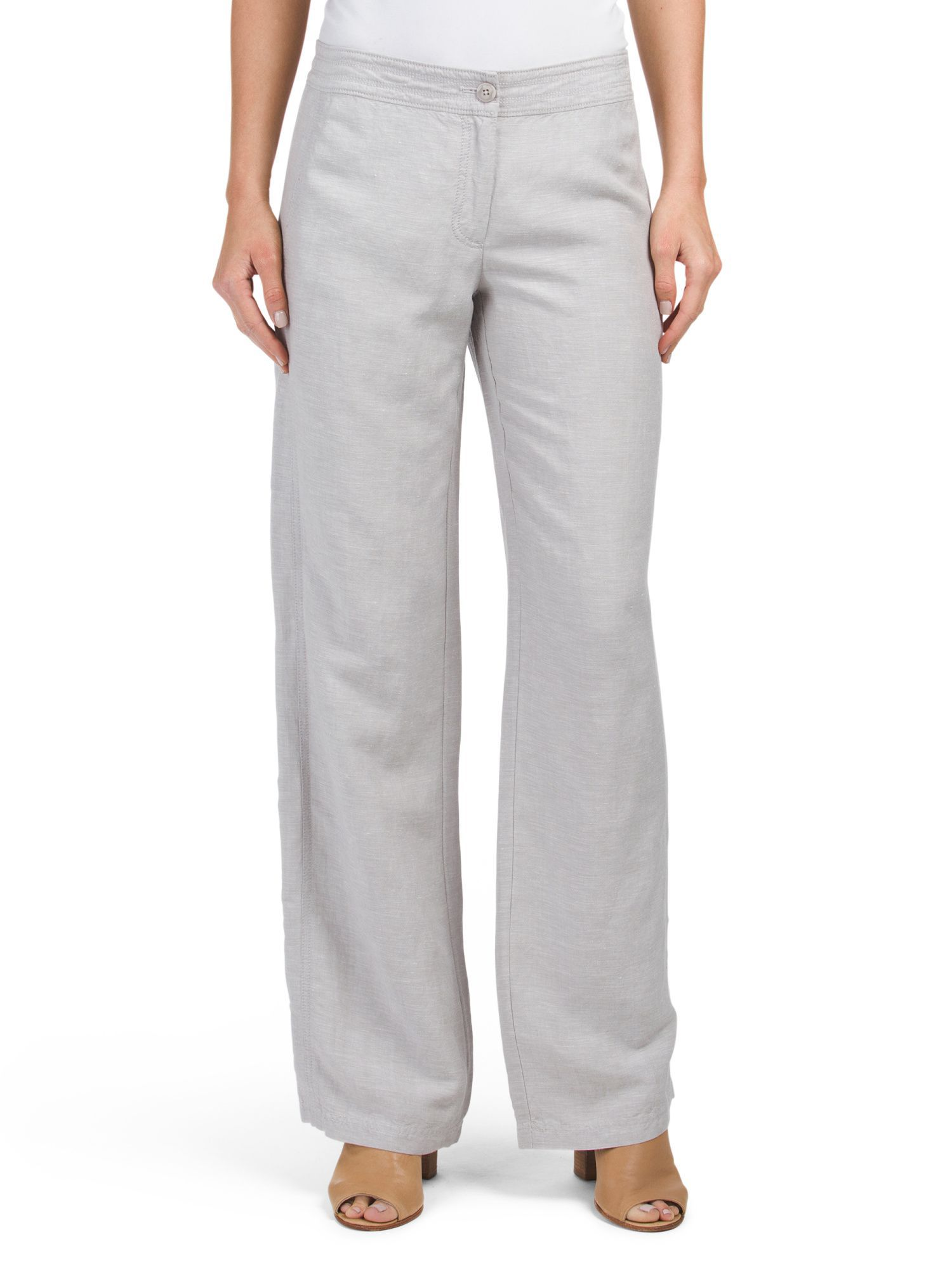 Cool Breeze Linen Pants