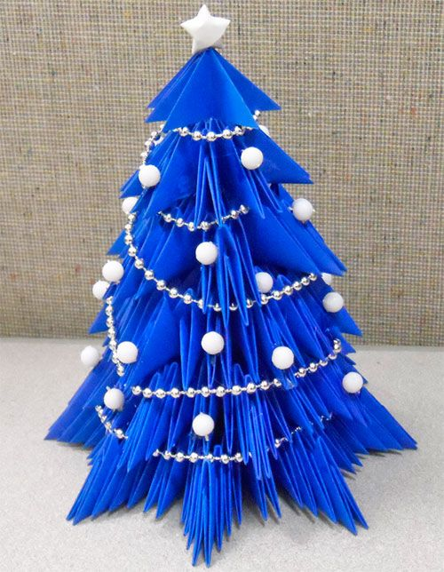 images of modular origami christmas tree christmas tree