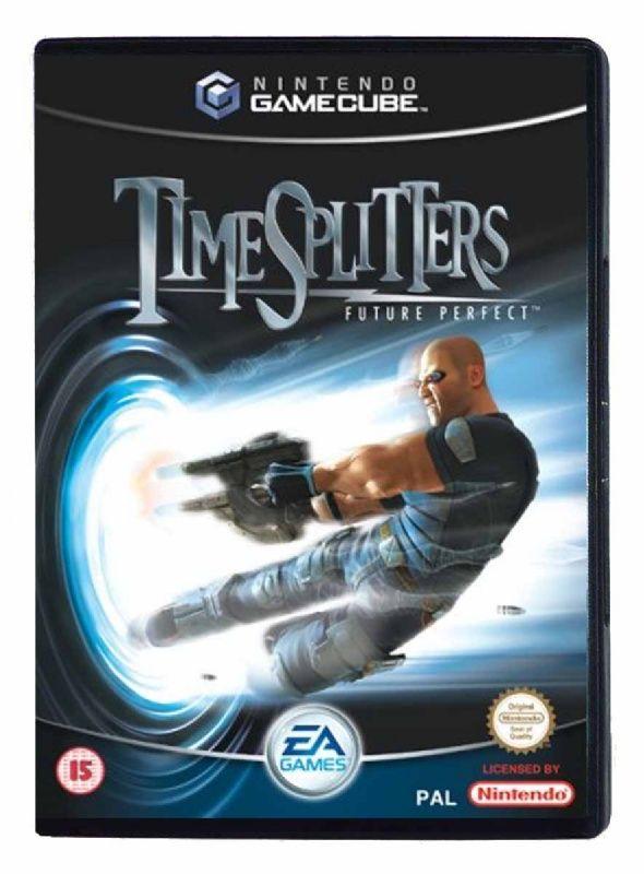 timesplitters future perfect gamecube