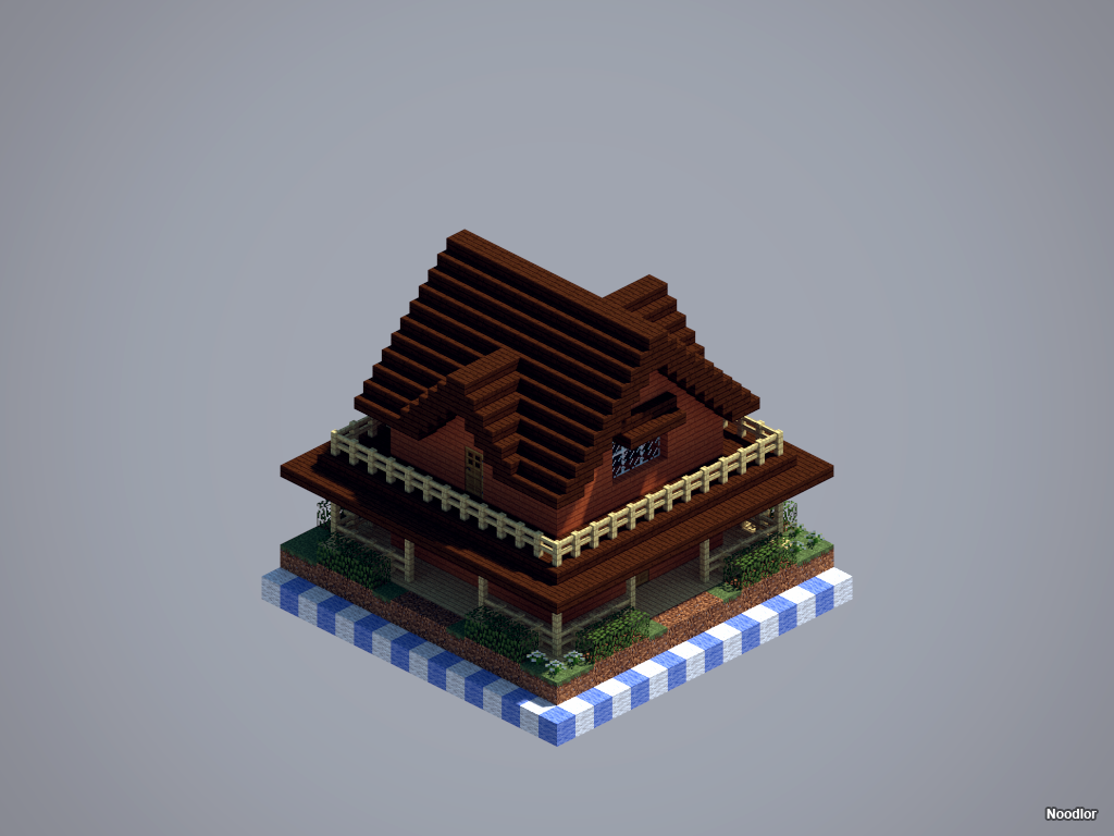 MCNoodlor: Farm - Cottage | Noodlor | Pinterest | Minecraft ...