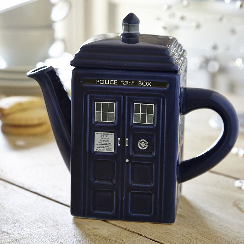 Doctor Who Tableware Collection in gifts for the Home at Lakeland