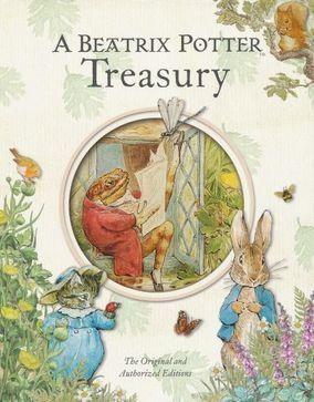Beatrix Potter Treasury Frederick Warne Raamat Rahva Raamat Beatrix Potter Animal Books Peter Rabbit