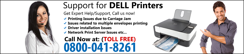 Here is a solution to your Dell printer. Check out this