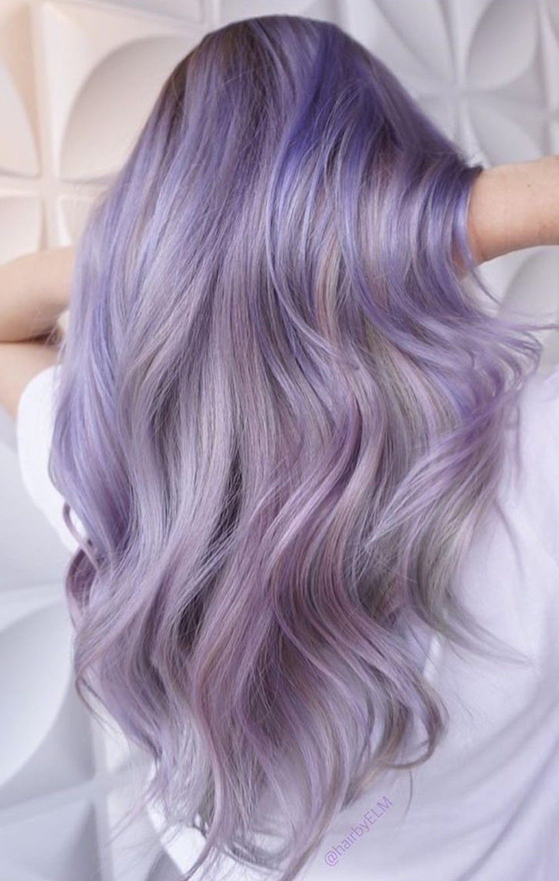 Pin By Christina Watt On Favorites In Hair Lavender Hair Colors Lavender Hair Ombre Light Purple Hair