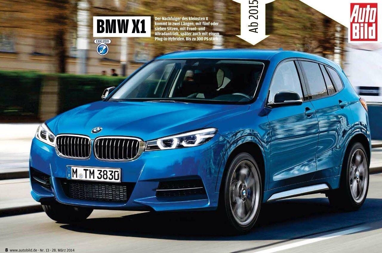 2016 Bmw X1 New Rendering Bmw Bmw Cars Bmw Suv