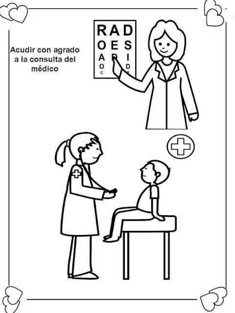 L minas para colorear coloring pages deberes y derechos - Agencias para tener estudiantes en casa ...