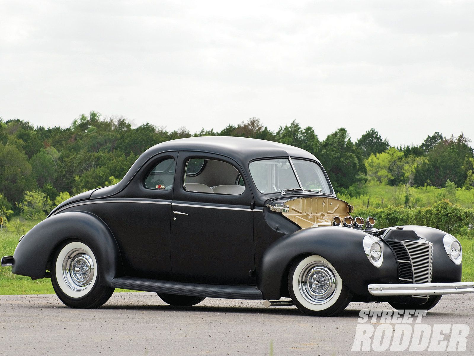 1940 Ford Deluxe Coupe Hot Rods Cars Muscle 1940 Ford 1940 Ford Coupe