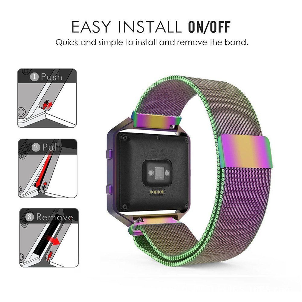 Fitness Tracker Watch Watch Replacement Bracelet