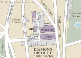 Antwerp Diamond District Map Antwerp Diamond Trip Pinterest