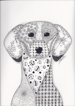 Pin By Nereida Sales On Desenhos Para Adultos Colorir Dog Coloring Page Animal Coloring Books Animal Coloring Pages