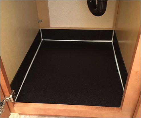 Waterproof Cabinet Under Kitchen Sinks Inside Kitchen Cabinets Sink Repair