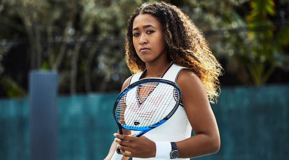 Somostenis On Twitter In 2020 Tennis Tennis Racquet Osaka