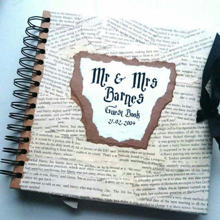 12 Unique Wedding Guest Book Ideas -   11 Event Planning Themes guest books ideas