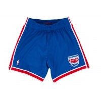 dc66652786c 1993-94 Authentic Shorts New Jersey Nets Mitchell & Ness Nostalgia Co.