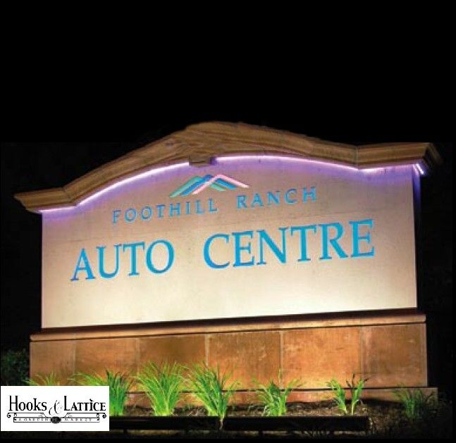 Commercial Architectural Lighting And Exterior Sign Lights Come In .