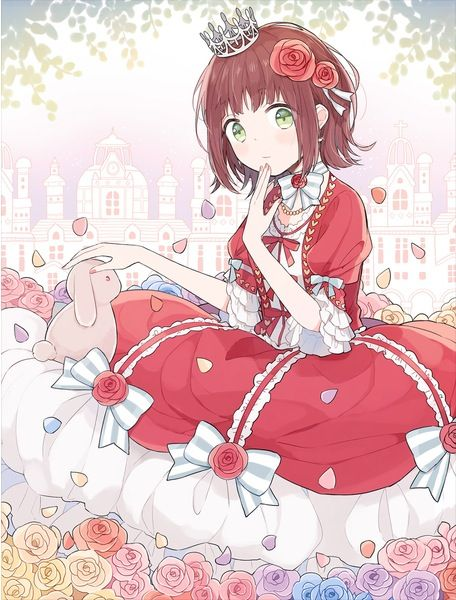 Rose Garden Anime: ANIME ART Royalty. . .princess. . .lolita Dress. . .gown