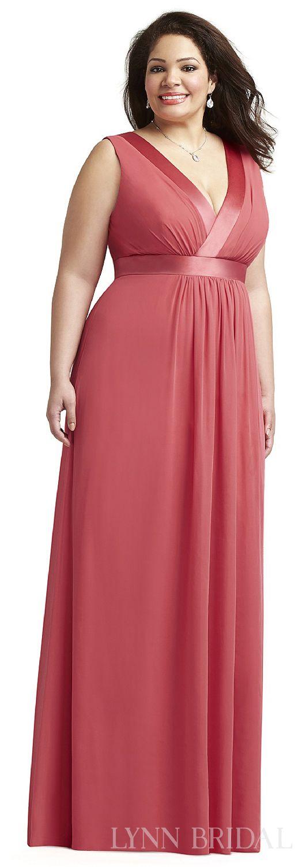 bridesmaid dress, bridesmaid gowns, plus size bridesmaid gown ...