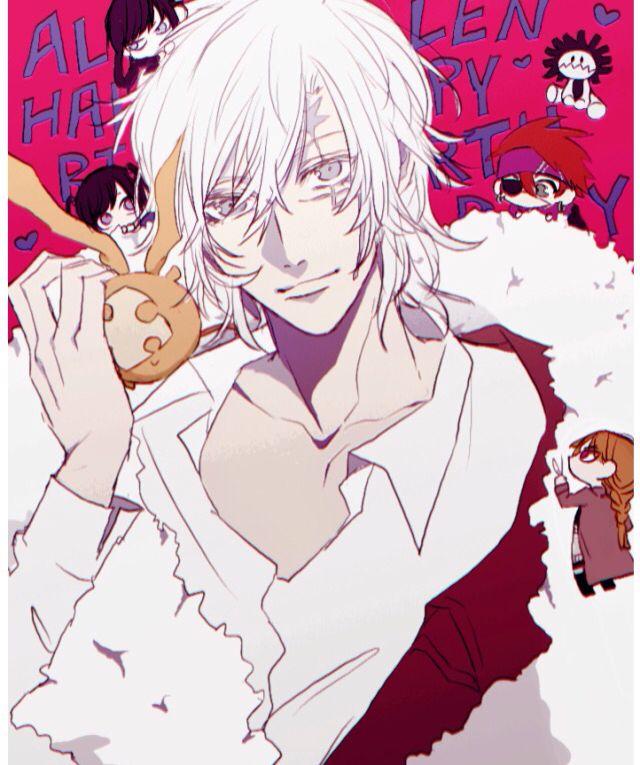 Happy birthday Allen!