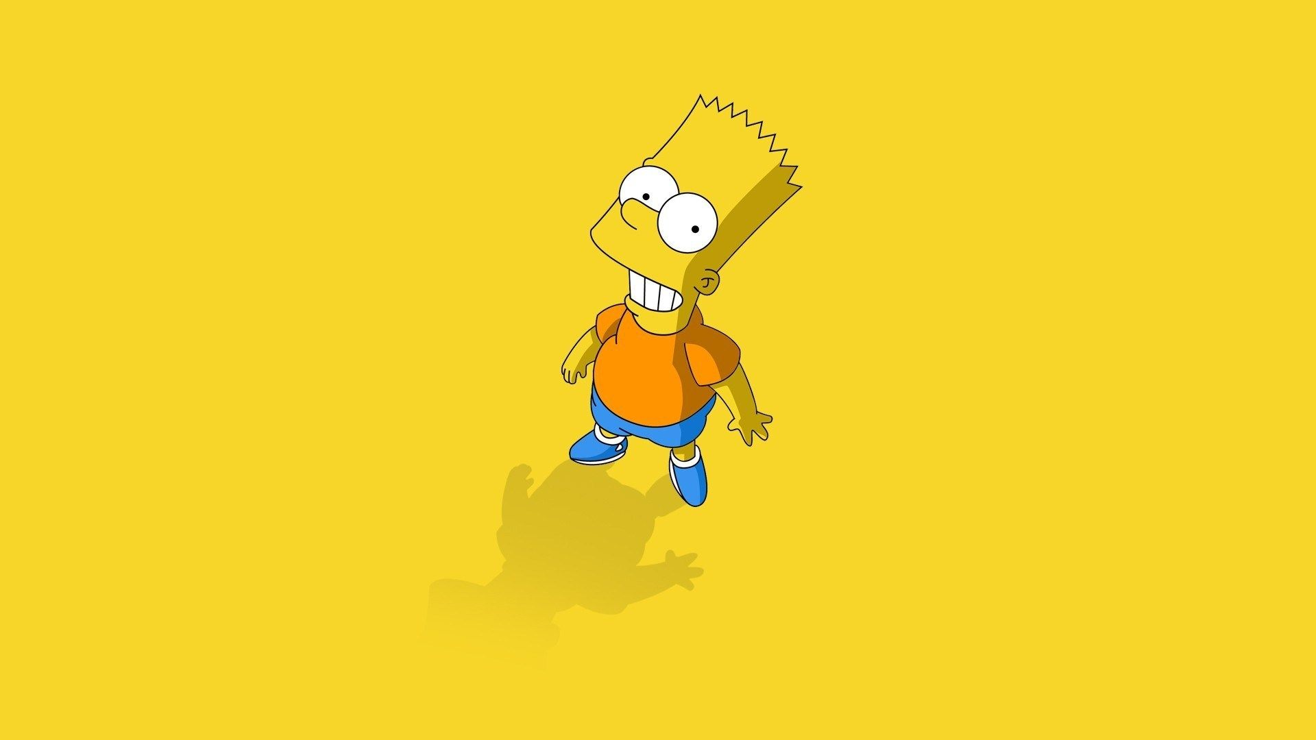 The Simpsons Hd Wallpapers Backgrounds Wallpaper 1920 1080 Simpsons Wallpaper Adorable Wallpapers Kartun Seni Instalasi Seni