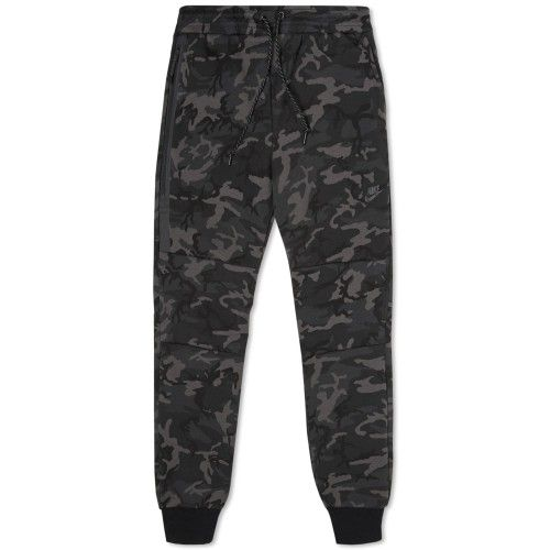 f9ad33f965a5 Nike Tech Fleece Camo Pant (Medium Ash   Black)