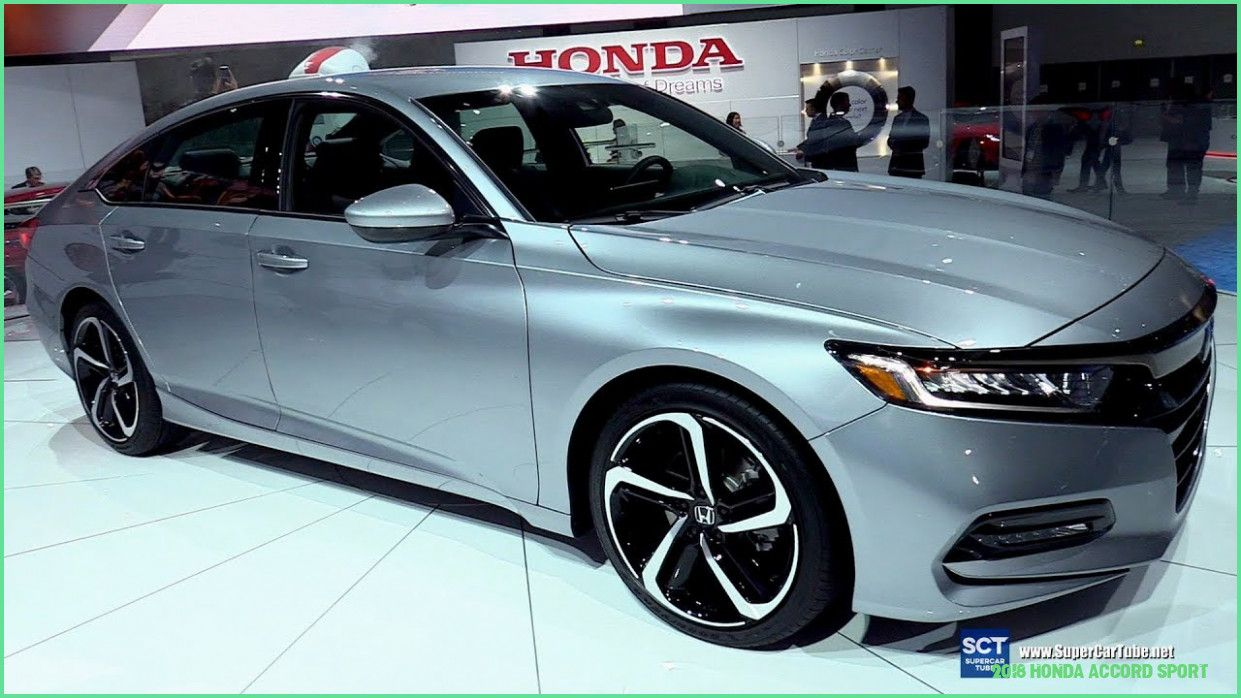 Everything You Need To Know About 10 Honda Accord Sport