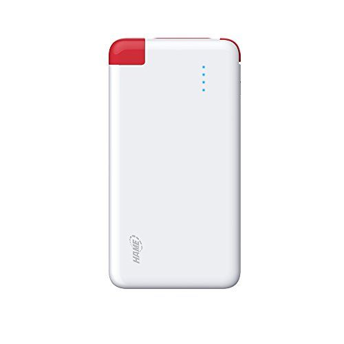 #9.9USD Only Hame 4000mAh T5 Portable 2.0A #PowerBank Compact Mini External Battery with Smart Charger Technology for iPhone 6s Plus 5S 5C, iPad Air 2 Mini 3, Samsung Galaxy S6 S5 S4 Note 4 3, HTC One M9 (White and Red) Hame http://www.amazon.com/dp/B010NEJLT8/ref=cm_sw_r_pi_dp_8Ctzwb1GXRBK3