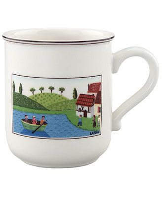 Villeroy & Boch Dinnerware, Design Naif Mug Boaters
