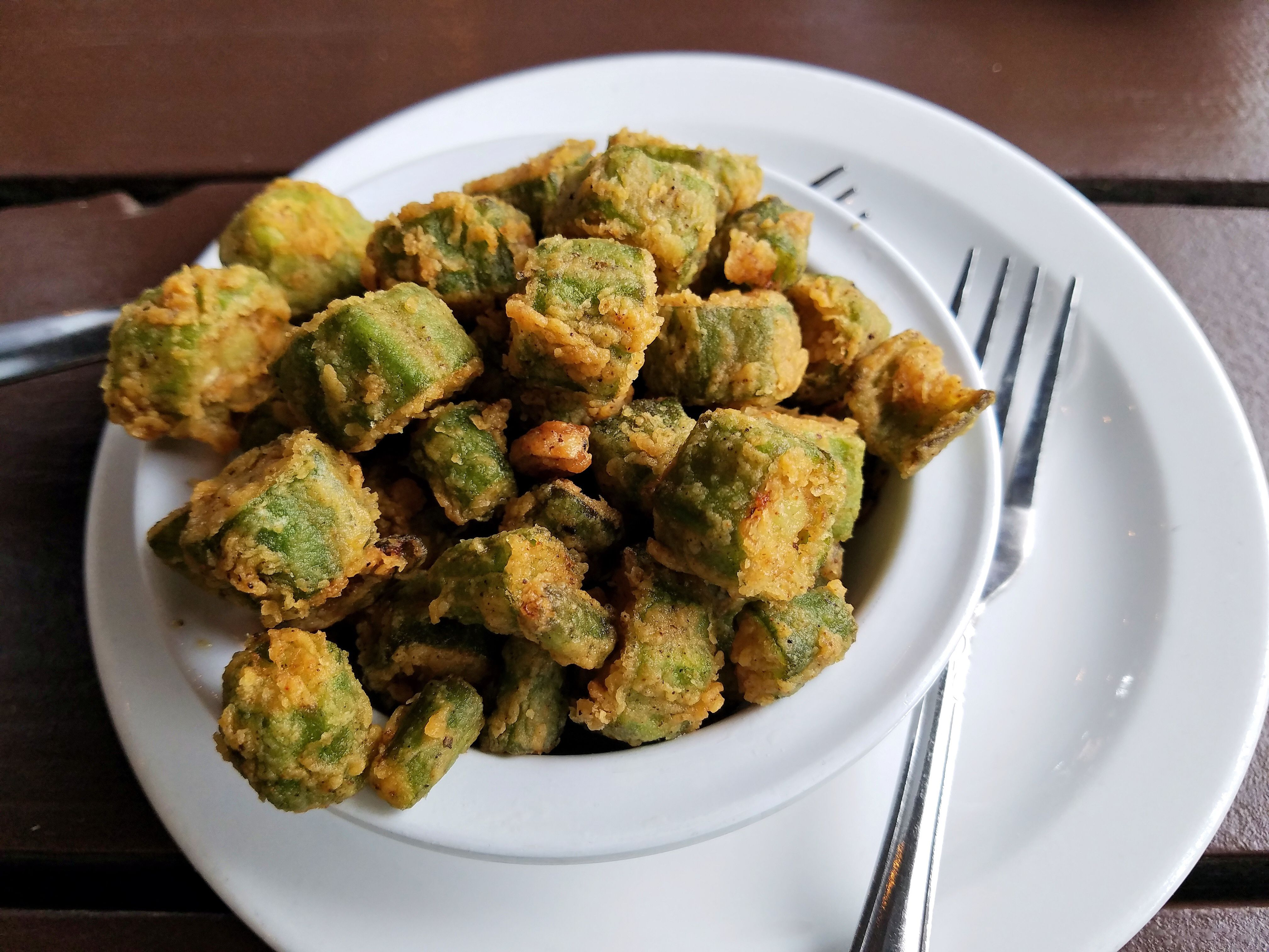 Southern Deep Fried Okra images