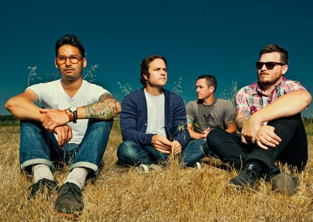 Thrice Announce Farewell Tour Animals As Leaders To Support