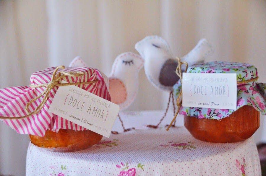 compotinhas de doce de abóbora - Casamento Jessica e Renan - Blog Simples Riqueza http://apaixonadaportd.blogspot.com.br/